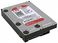 Western Digital Red, WD20EFRX, 2000 ГБ