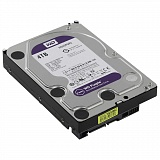 Western Digital Purple, WD40PURZ, 4000 Гб